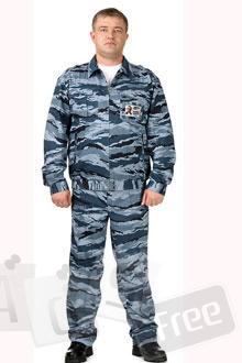 Костюм мужской летний «Секьюрити» (камуф
