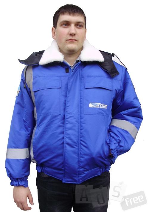 Куртка утепленная модель
