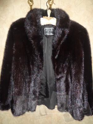 Новый норковый п/шубок Odeon Furs