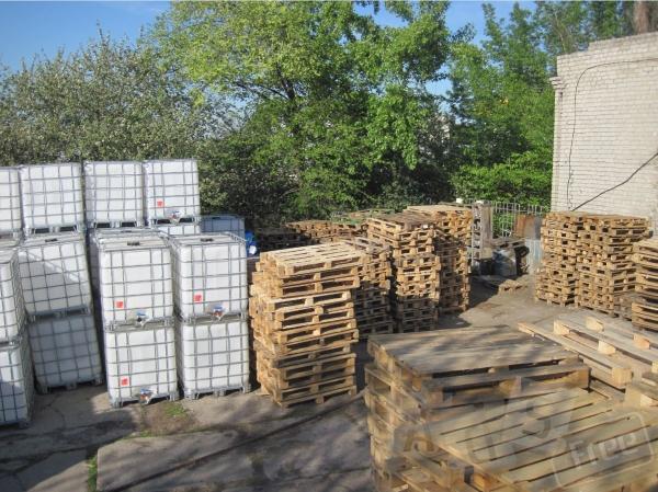 Европоддоны деревянные