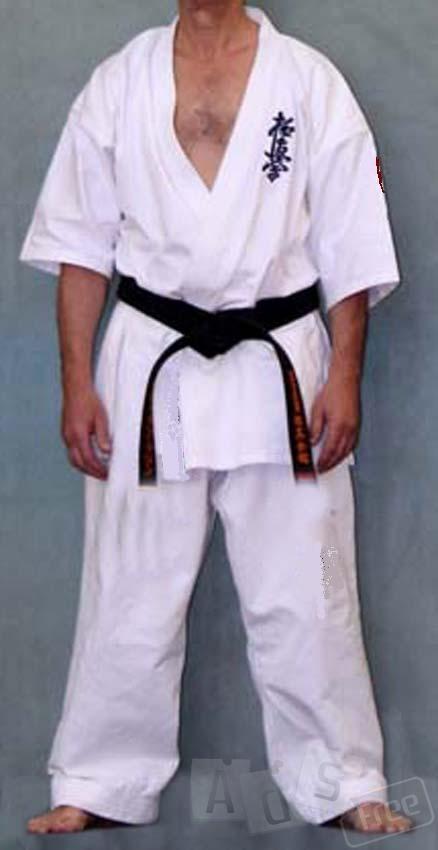 Кимоно для каратэ - пошив на заказ