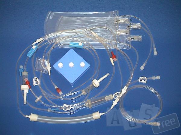 комплекты для мембранного плазмафереза