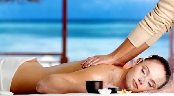Массаж. Расслабляющий масаж для мужчин и