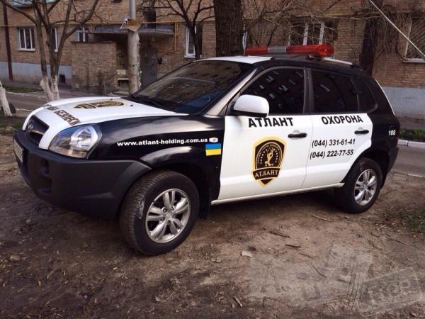Oхрана автозаправок Киев