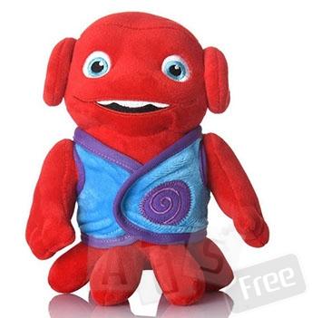 Купить игрушку злой Boov красный