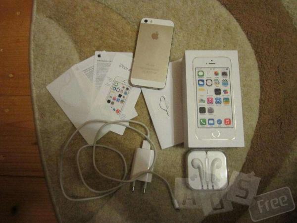 Айфон 5S iPhone 32gb neverlock gold