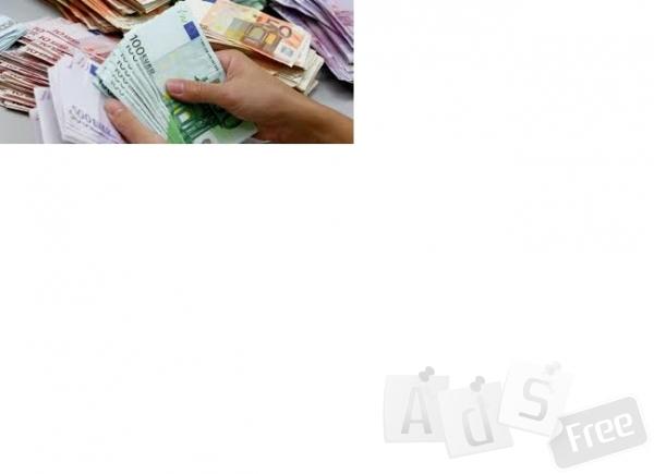 Мы предлагаем финансовые услуги. Пожалуй
