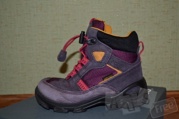 Зимние ботинки Ecco Gore Tex. Разм.28.