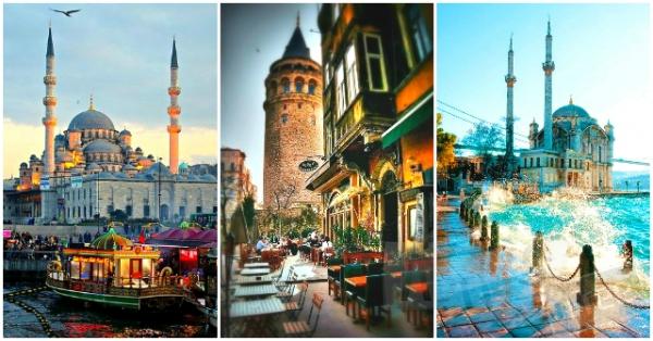 Стамбул из Харькова для влюбленных