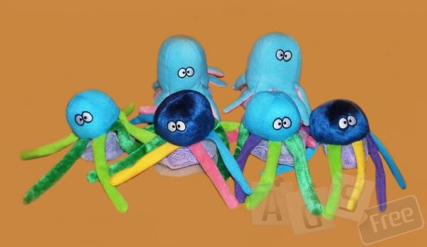 Пошив игрушек Веселая семейка