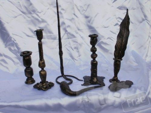 Кованные сувениры ручной работы