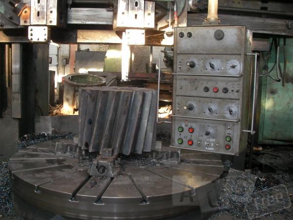 Производство шестерни до модуля 50