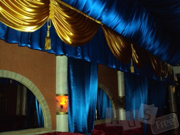 Оформление интерьера театров, кинозалов,