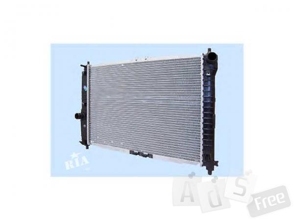 Опель Астра F 93.1.6 Радиатор охлаждения