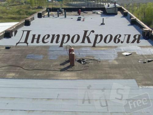 Ремонт крыши .Ремонт мягкой кровля