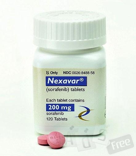 У нас можно купить Нексавар