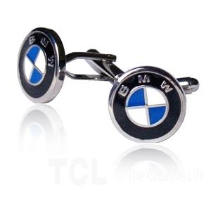 Запонки BMW