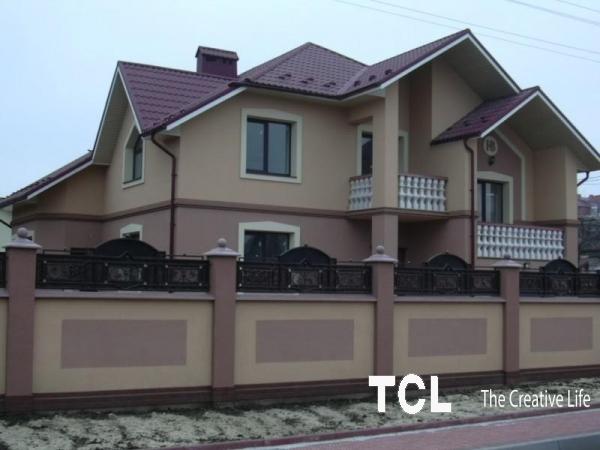Утеплення будинків. Фасадні роботи