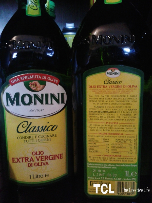 Самое Оливковое масло Monini 1 л