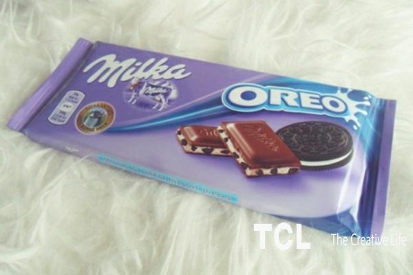 Шоколад Milka Chips Ahoy, Milka Oreo,