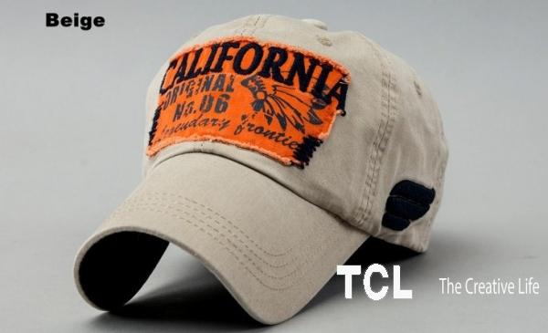 Бейсболка California
