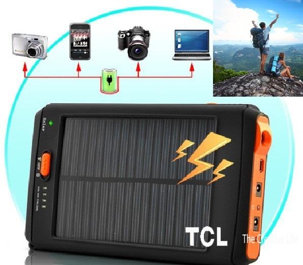 Солнечные батареи аккумуляторы PowerBank