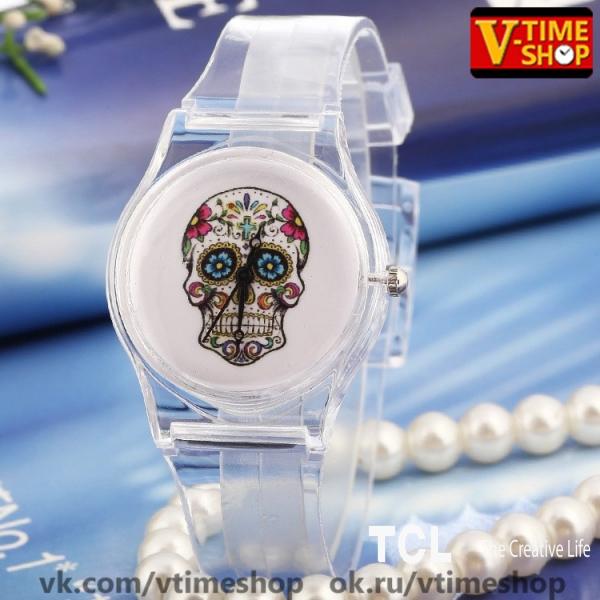 Стильные женские часы с модным дизайном