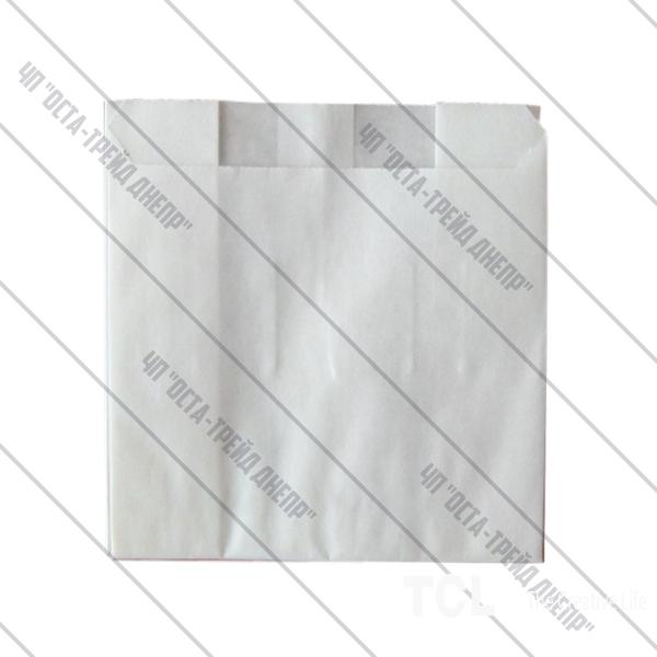 Бумажный пакет для картошки фри