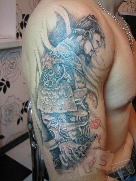 Татуировки любой сложности