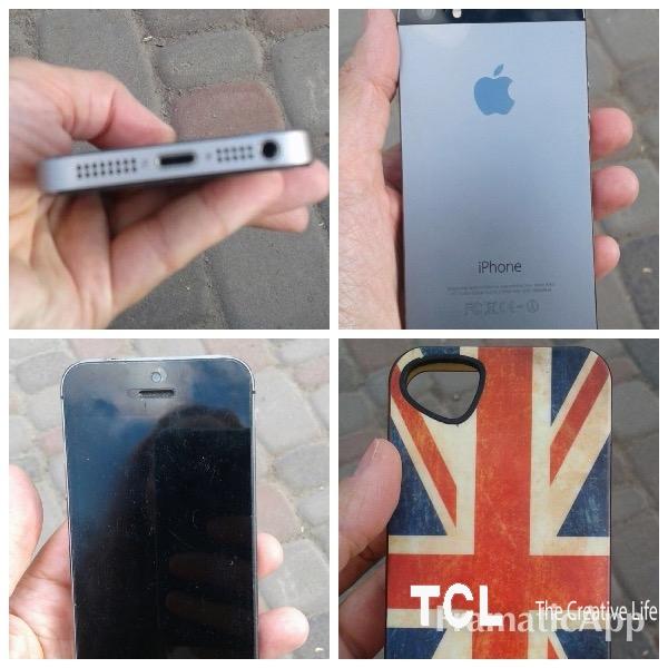 Iphone 5S Space Gray 32Gb Neverloc