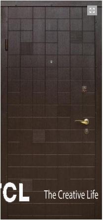 Броньовані двері серії Преміум Р-45