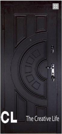 Бронированные двери серии Стандарт S-47