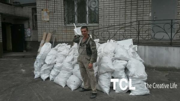 Вывоз строи мусора Днепропетровск