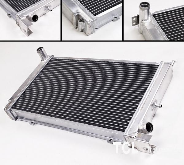 Форд Эскорт 87.1.3 - Радиатор охлаждения