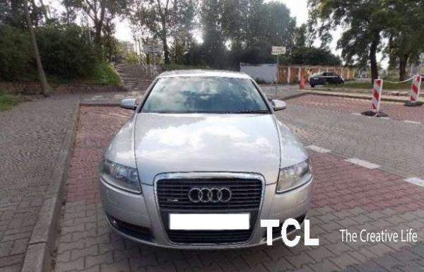 Авторазборка  на Audi A6 C6 2.7TDI
