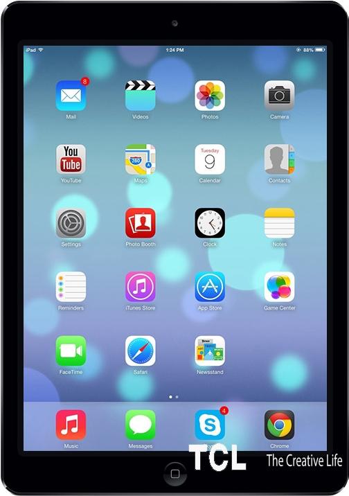 Новые планшеты Ipad AIR 2 Wi-Fi + 4G
