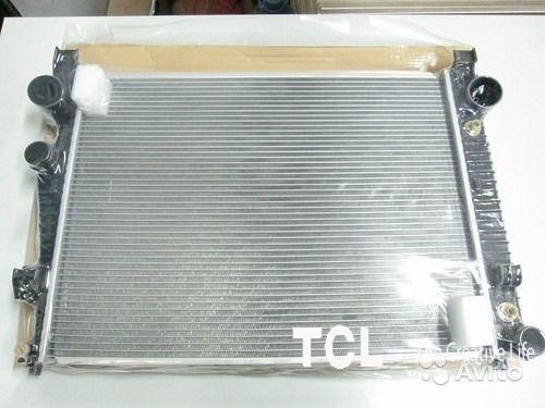 Мерседес S 500.1999 . 5.0 - Радиатор охл