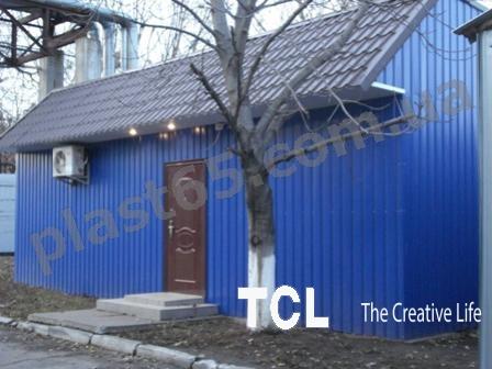 Изготовление павильонов под ключ, Киев