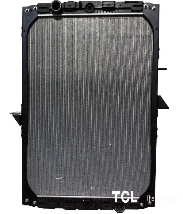 Даф XF Евро 2 . 2000 - Радиатор охлажд