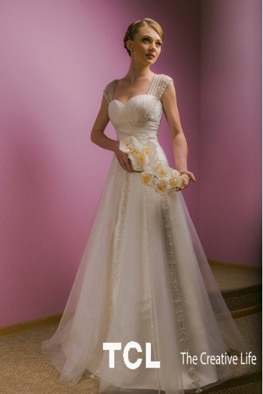 Свадебное платье по доступной цене