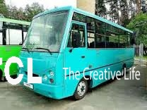 Ремонт автобусов i-Van.
