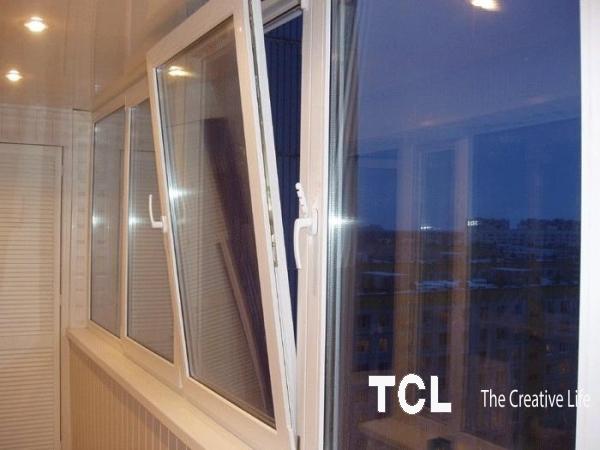 Окна балконы лоджии (вынос, обшивка, уте