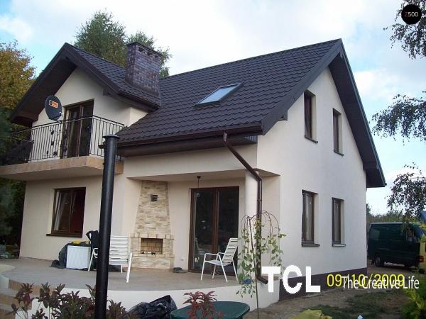 Строительство дома 111.7 м2 34600 у.е.