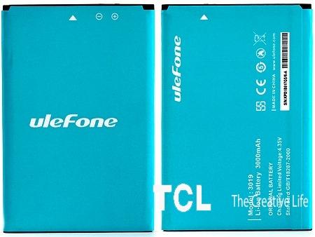 Ulefone 3019 3000mAh Li-ion