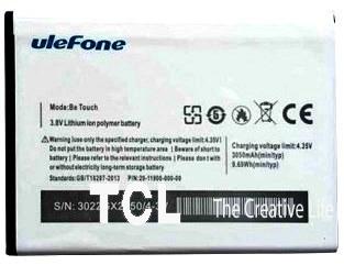 Ulefone Be Touch 2 3050mAh Li-polymer