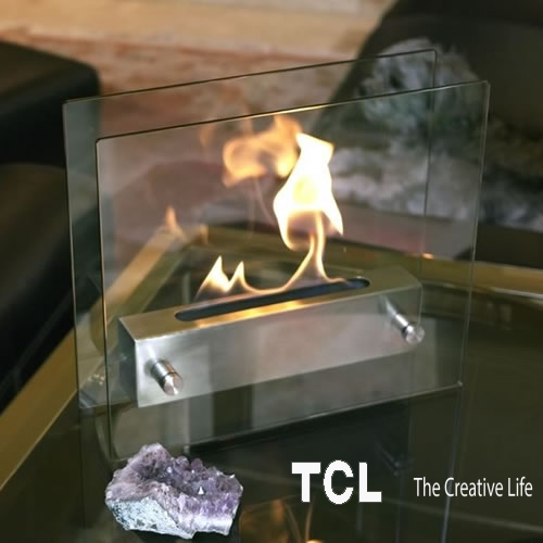 Настольный биокамин Small fire