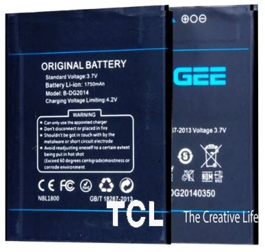Doogee B-DG2014 1750mAh li-ion