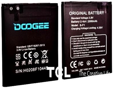 Doogee B-F1 2000mAh Li-ion
