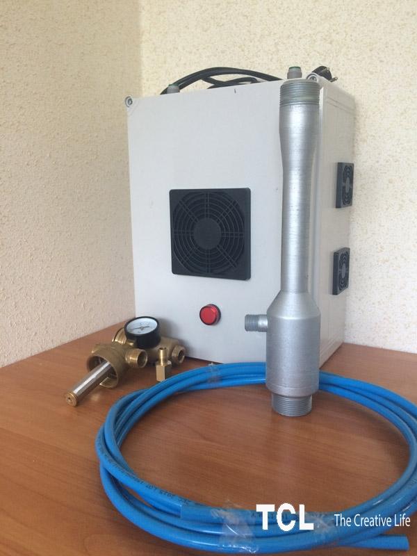 Система озонирования, водоподготовка и в
