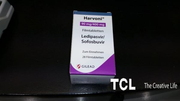 Harvoni, Sofosbuvir, Ledipasvir